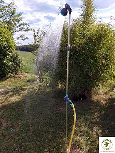FARMERS FUN Gartendusche mit Erdspieß