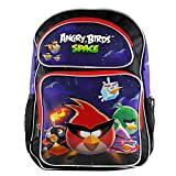 16' Angry Birds Space Large Backpack-tote-bag-school
