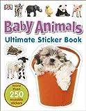 Baby Animals. Ultimate Sticker Book