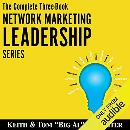 The Complete Three-Book Network Marketing Leadership Series Titelbild