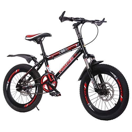 FUFU 18 Pulgadas De Bicicletas De Montaña, 7 Velocidad del Cambio De...