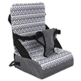 Dreambaby Grab 'n Go Travel Booster Seat - with Adjustable Securing Straps - Model L6030