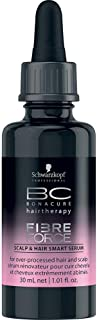 Schwarzkopf Professional Bc Fibre Force Scalp & Hair Smart Reset Serum - 30ml