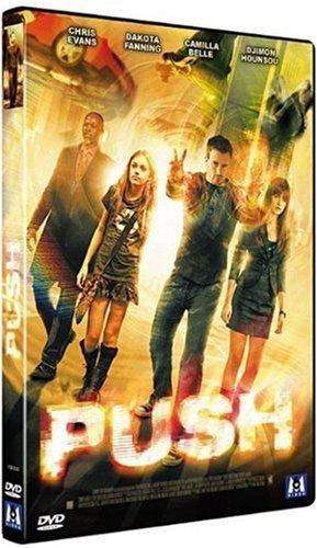 Push -  DVD, Paul McGuigan, Dakota Fanning
