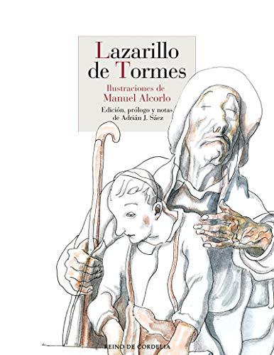 Lazarillo de Tormes: 129 (Literatura Reino de Cordelia)