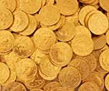 Best Chocolate Coins - LaetaFood Pack, Gold Foiled Wrapped Milk Chocolate Coins Review