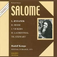 Salome: Festival d'Orange, 1974