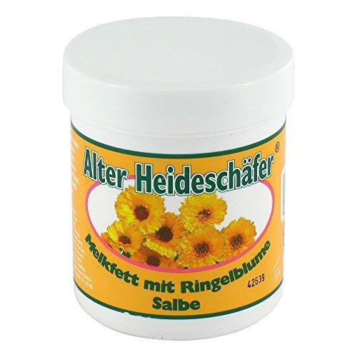 Alter Heideschäfer Mungitura di calendula grassa 100ml