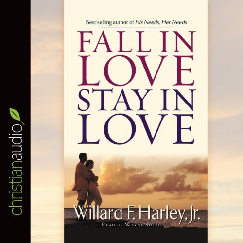 Fall in Love, Stay in Love Titelbild