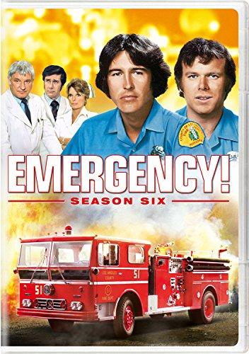 EMERGENCY! SSN6 DVD FF RPKG