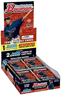 2009 bowman chrome hobby box