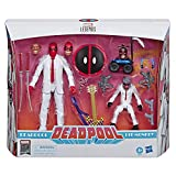 Hasbro Marvel Comics 80. Jubiläum Legends Series 15 cm große Vintage Deadpool und Hit-Monkey...