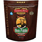 2LB Don Pablo Signature Blend - Medium-Dark Roast - Whole Bean Coffee - Low Acidity - 2 Pound (2 lb) Bag 8 Don Pablo's Special Blend of Colombia, Guatemala, and Brazil Medium to Full Bodied with a Very Smooth Cocoa Toned Finish & Low Acidity Medium-Dark Roast - Whole Bean Arabica Coffee - GMO Free
