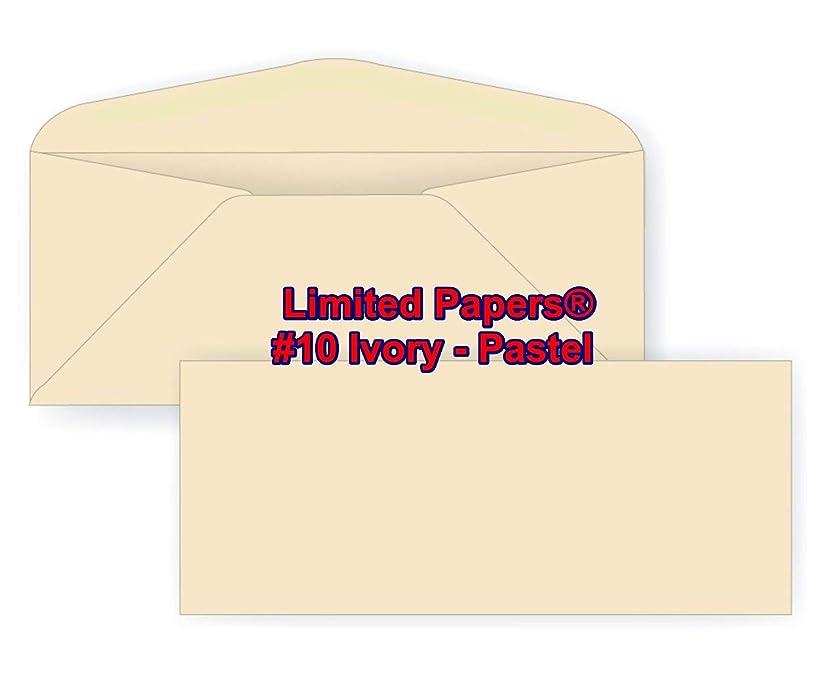 Limited Papers (TM) #10 Regular Envelope - Pastel - Soft - 24# (4.8
