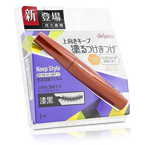 デジャヴュ Keep Style Mascara - Jet Black 7.2g/0.25oz並行輸入品