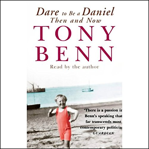 Dare to Be a Daniel audiobook cover art