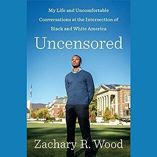 Uncensored audiobook cover art