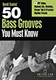 50 Bass Grooves You Must Know [DVD] [Region 1] [US Import] [NTSC]