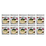 TASSIMO Latte Macchiato Vanilla Cápsulas de café- Paquete de 10 (80 bebidas)