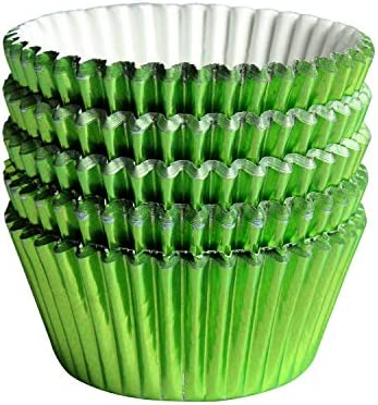 100pcs Cupcake Paper Baking Cups Wrapper Liners Cake Foil Cupcake Liners for Baking Cupcakes product image