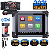Autel MaxiSys MS908S Pro [Same as MaxiSys Elite, with $55 Valued MV108], 2021 Newest Automotive Diagnostic Scanner with ECU Programming/ Coding, 31+ Services, Active Test, OE All Systems Diagnostics