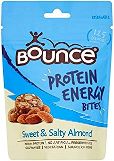 Bounce Protein Energy Bites Sweet & Salty Almond Share Pack - 90g (0.2lbs)