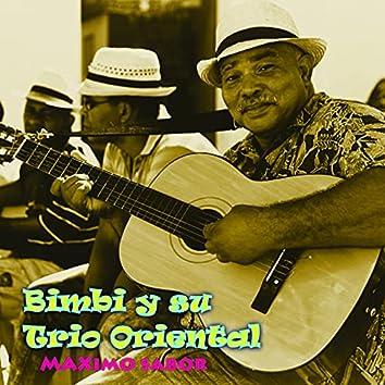 Bimbi y Su Trio Oriental - Maximo Sabor