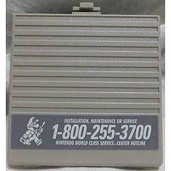 Game Boy Original Gray Battery Compartment Lid/Door/Cover [GB Original]