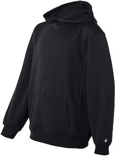 badger performance fleece hoodie