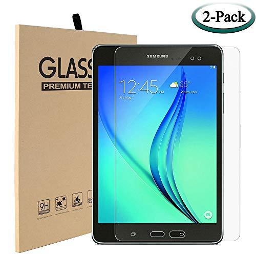 MadeRy [2 Piezas] Protector de Pantalla para Samsung Galaxy Tab A 9.7 Pulgada (SM-T550/T555), Resistente a los arañazos Cristal Templado Protector de Pantalla