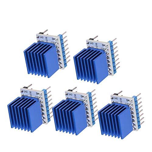 5pcs Stepper Motor Driver Controller Tmc2208 Module Board Stepping CNC Motor for 3D Printer