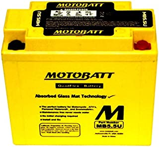 NEW MotoBatt Battery For Vespa P125X P150X P200E PX125 PX150 PX200 Scooters