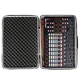 co2CREA Duro Viajar Caso Cubrir para Akai Professional APC40 MKII Controlador MIDI USB avanzado(travel case)