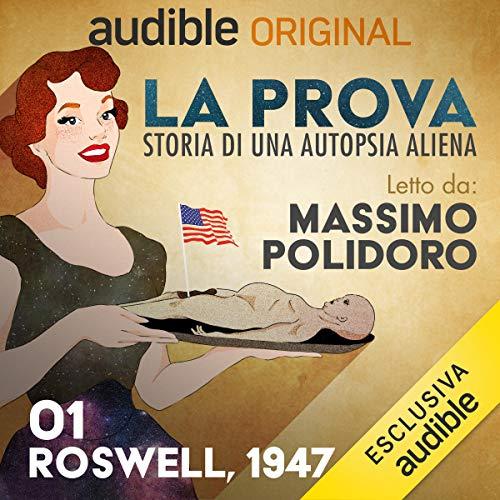 Roswell, 1947 copertina