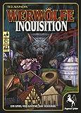 Pegasus Spiele Werwölfe Inquisición (Deutsche Ausgabe) [VHS]