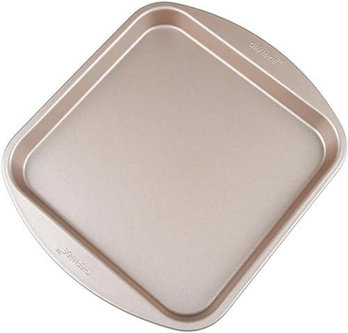 autorización oficial KAOP Molde de la Torta de Metal Metal Metal hogar Molde de la Torta Cuadrado Antiadherente Pan -8 Pulgadas  100% precio garantizado