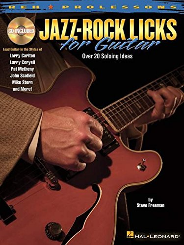 Jazz-Rock Licks for Guitar (Reh Prolicks)