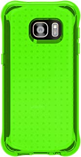 Ballistic, Galaxy S7 Case [Jewel Neon] Six-sided - 6ft Drop Test Certified Case Protection [Neon Green] Reinforced Bumper Cell Phone Case for Samsung Galaxy S7 - Neon Green