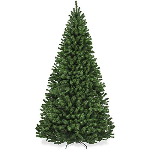 Best Choice Products 7.5ft Premium Spruce Artificial Holiday Christmas Tree for Home, Office, Party...