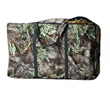 SIMPLECARRY Hay Bale Storage Bag, Large Carrying Bag for Hay Transport and Storage, Foldable (Max Camo)