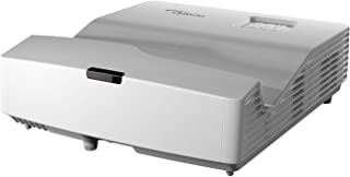 Optoma EH330UST 3D Ultra Short Throw DLP Projector - 1080p - HDTV - 16:9 - Front, Ceiling, Rear - Interactive - 240 W - 4000 Hour Normal Mode - 10000 Hour Economy Mode - 1920 x 1080 - Full HD - 20,000