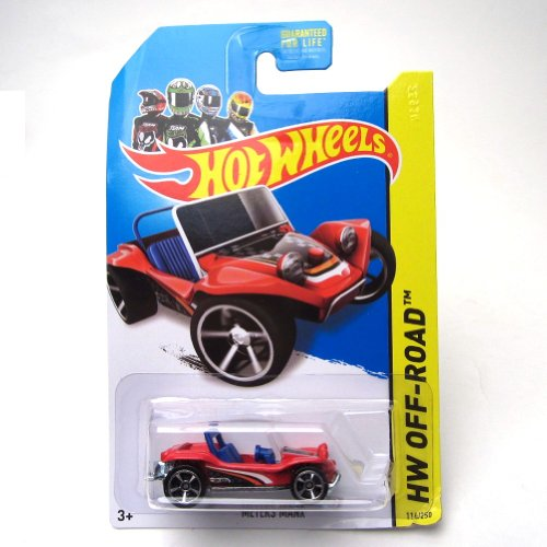 Hot Wheels HW Off-Road - 114/250 - Meyers Manx