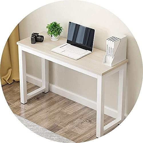 Mesa Escritorio Plegable portátil Escritorio para computadora de Escritorio Hogar Escritorio Simple...