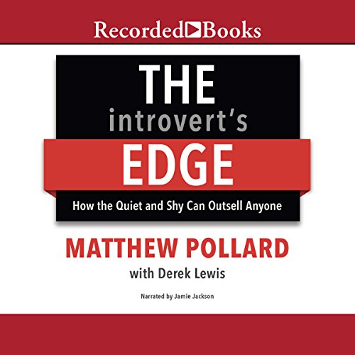 The Introvert's Edge audiobook cover art