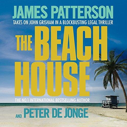 The Beach House audiobook cover art