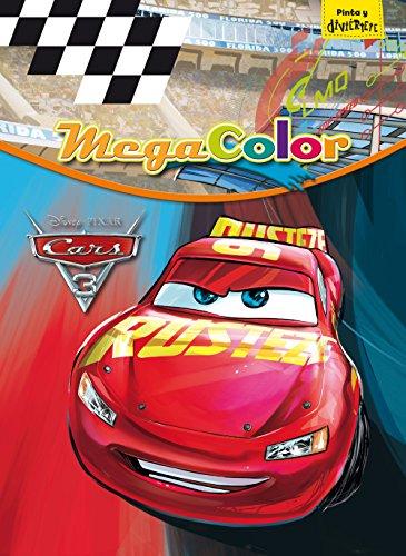 Cars 3. Megacolor (Disney. Cars 3)