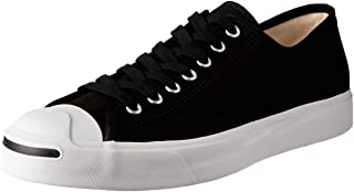 Converse Jack Purcell Unisex Sneakers, White/White/Black