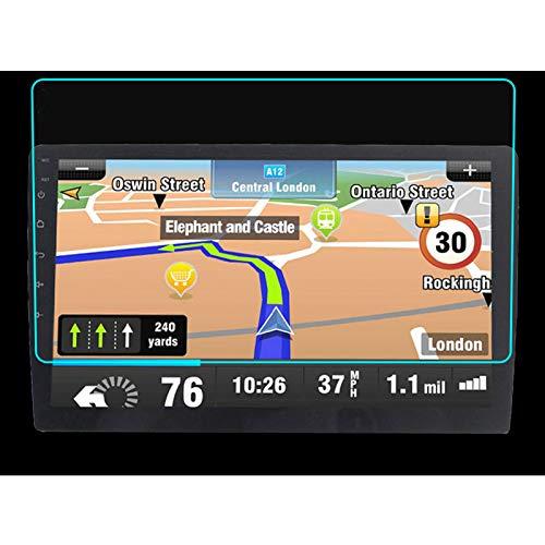 NsbsXs Pantalla de navegación GPS,Universal 7 8 9 9,7 10 Pulgadas A4 Soft Clear LCD Screen Pet Film para navegación GPS de Coche Mid Tablet PC PDA MP4 Phone