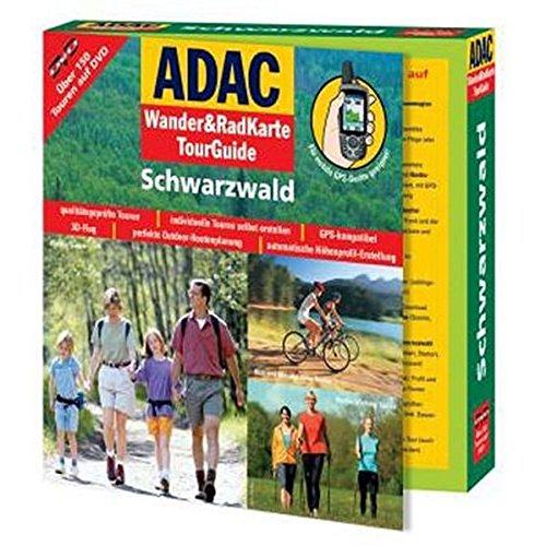 ADAC Wander- & RadKarte Schwarzwald TourGuide