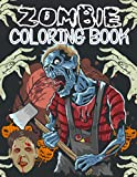 Zombie coloring Book: 30 coloring pages to color and enjoy monsters and zombies | creepy and scary...